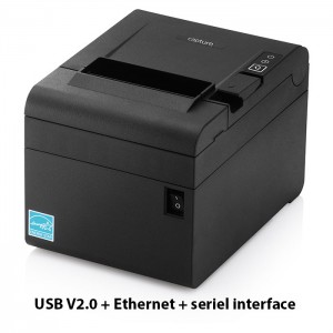 Capture CA-PP-10000B Termo bonprinter Ethernet-USBv2.0-serial