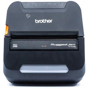 Brother RJ-4230B mobil kvitterings- og labelprinter
