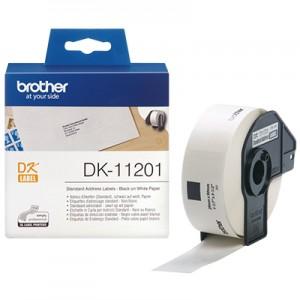 Brother DK11201 standard adresselabel