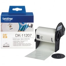 Brother DK11207 CD/DVD filmlabel
