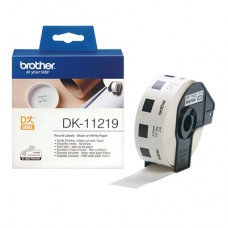 Brother DK11219 rund label