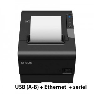 Epson TM-T88 VI Termo bonprinter  Ethernet-USB-seriel