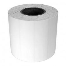Hyldeforkant 80x25,4 - kerne 40mm - hvid