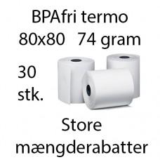 Termorulle 80x80x12 74 g (60 meter 30 stk.)