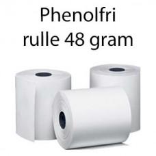 Termorulle 80x80x12 Phenolfri 48 gram 30 stk.