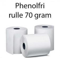 Termorulle 80x80x12 Phenolfri 70 gram 30 stk.
