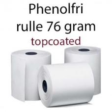 Termorulle 80x80x12 Topcoated Phenolfri 76 gram 30 stk.